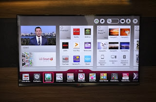 Surf the Web, Smart TV, LG