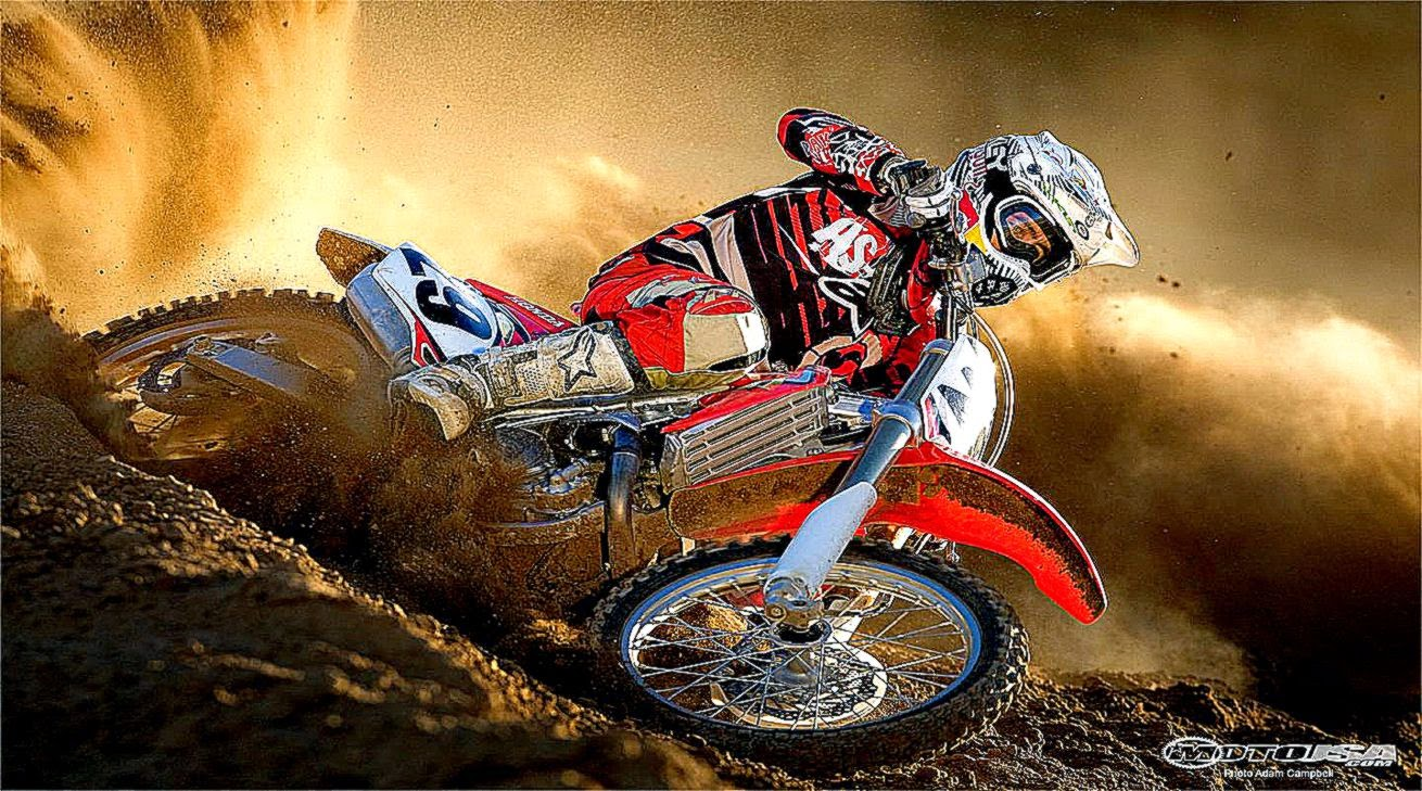 Amazing Yamaha Dirt Bike Wallpapers Free Download