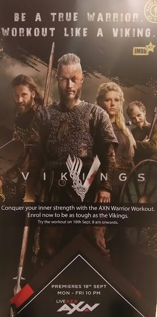 Vikings Workout Plan