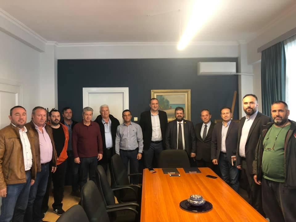 Υπογραφή Πρωτοκόλλου Συνεργασίας μεταξύ του Ινστιτούτου Γεωπονικών Επιστημών και του Δήμου Τυρνάβου