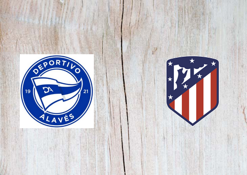 Deportivo Alavés vs Atletico Madrid -Highlights 03 January 2021