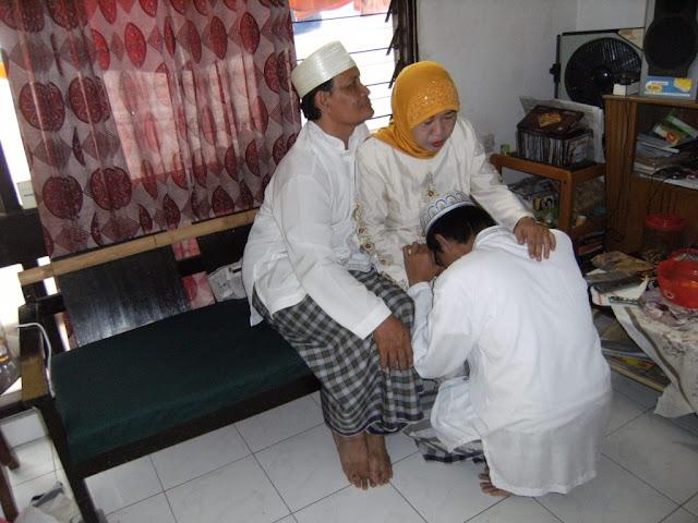 Kisah | Sebelum Menjemput Rezeki, Sudahkah Kau Raih Ridho Orang Tuamu?