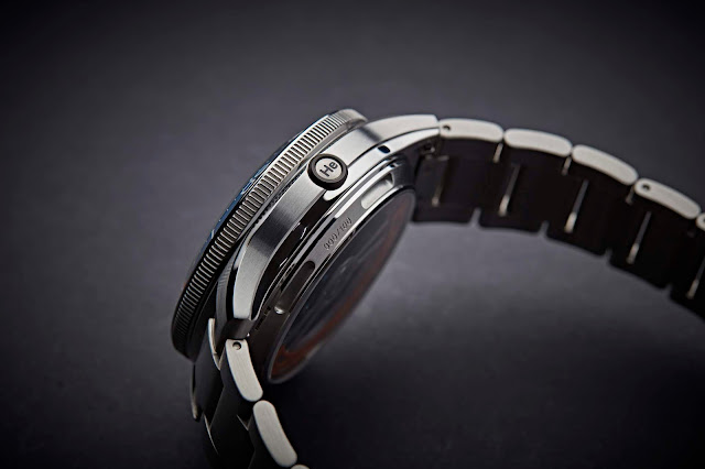 Christopher Ward C60 Apex Limited Edition side