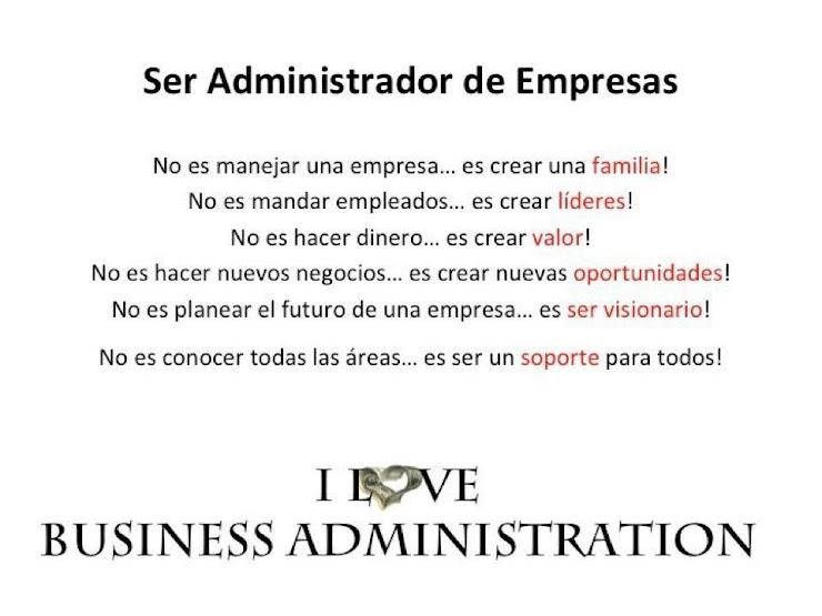 Día del administrador de empresas