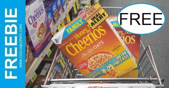 Free Box of General Mills Cheerios