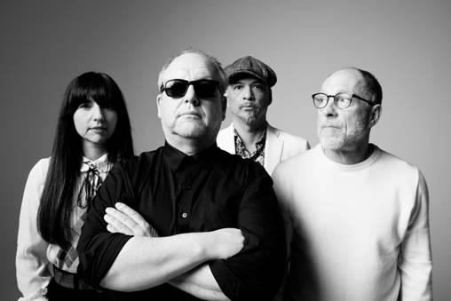 Pixies photo band