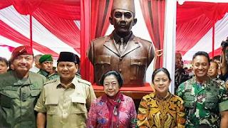 Patung Bung Karno di Akademi Militer Magelang