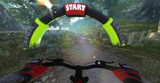 mtb downhill multplayer mod unlimited money