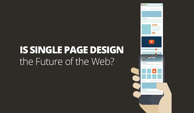 How to Design a Powerful Single-Page Web Site
