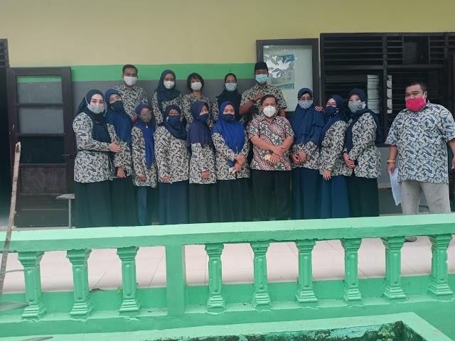 Jadikan Siswa SMP PGRI 6 Surabaya Dan SDS AL-IKHLAS Pembelajaran Aman Dan Nyaman Dengan Aplikasi Jamboard