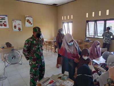 Serda lwan Darmawan : Kepala Sekolah, Wali Kelas Dan Wali Murid Merupakan Tokoh Kunci Utama Seksesnya Vaksinasi Bagi Pelajar