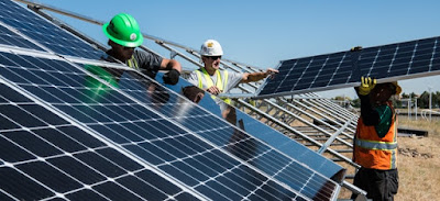lowongan kerja mekanik solar panel