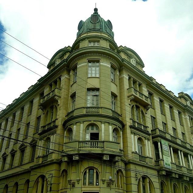 Grande Hotel, em Pelotas