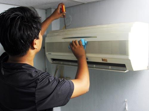 Sửa máy lạnh quận Thủ Đức chất lượng giá rẻ