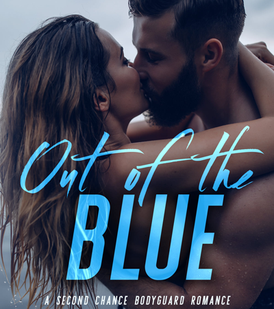 Book Review: Out of the Blue by Kathryn Nolan