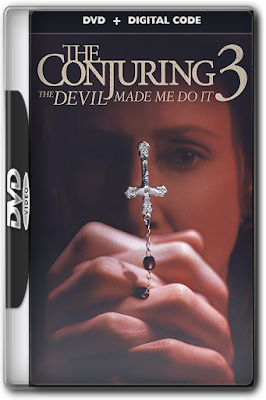 The Conjuring: The Devil Made Me Do It [2021] [DVDR R1] [Latino]