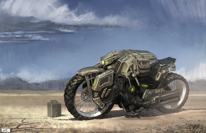 savaş motorsiklet resimleri