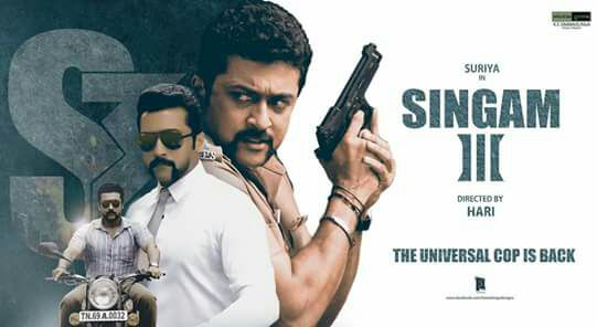 Singam three Must watch movie