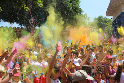 Festival Holi 2019