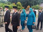 Serba-Serbi Hari Pertama AKJ-SYAH Bertugas Sebagai Bupati dan Wabup Dompu