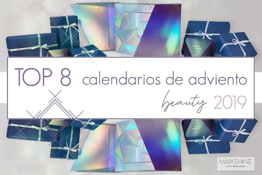 Calendarios adviento belleza