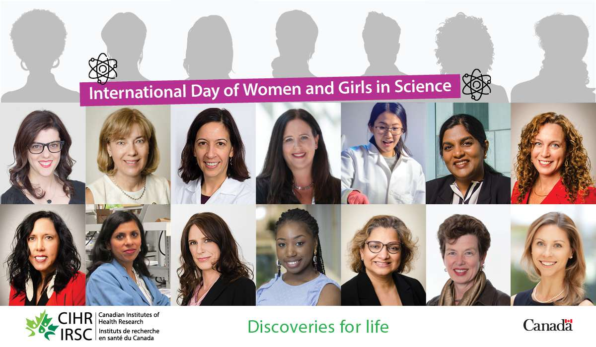 International Day of Women and Girls in Science Wishes Awesome Picture
