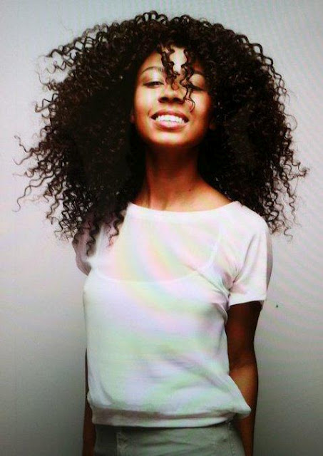 India Ben 233 T On Her Natural Hair Curlynikki Natural