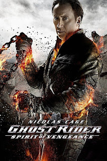 Ghost Rider: Spirit of Vengeance (2011) Hindi Dual Audio BluRay | 720p | 480p