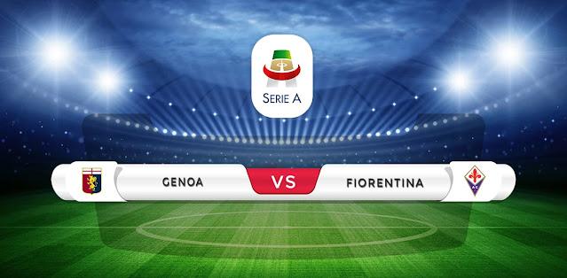 Genoa vs Fiorentina Prediction & Match Preview