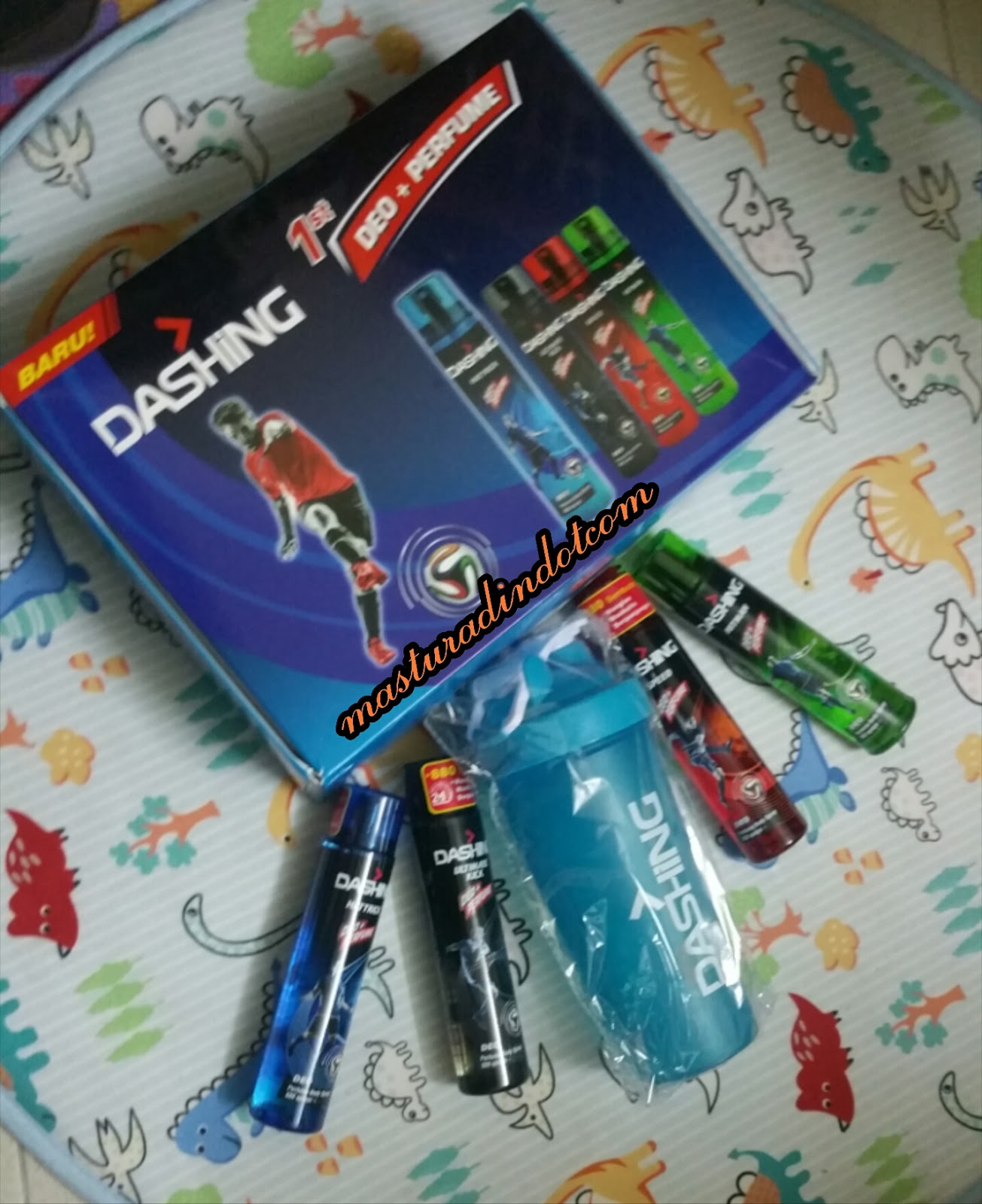 dashing deo + perfume, deodoran wangian, dashing, harga dashing deo + perfume
