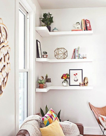 AWESOME WAYS TO DECORATE AWKWARD CORNERS IN YOUR HOME