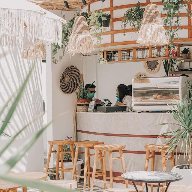 Menu di Litchi Cafe Malang