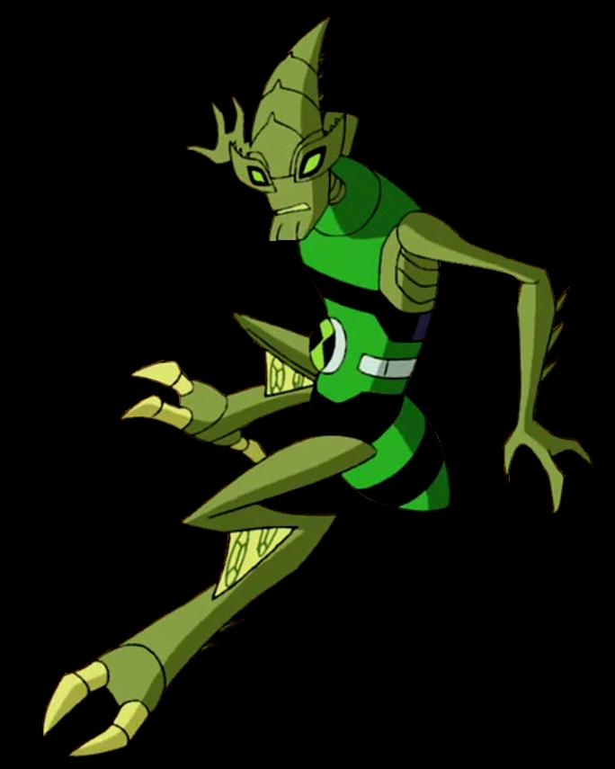 Spitter Ben 10 Ultimate Alien – images free download