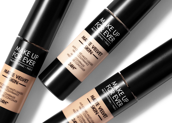 Make Up For Ever Matte Velvet Skin Multi-Use Concealer Review