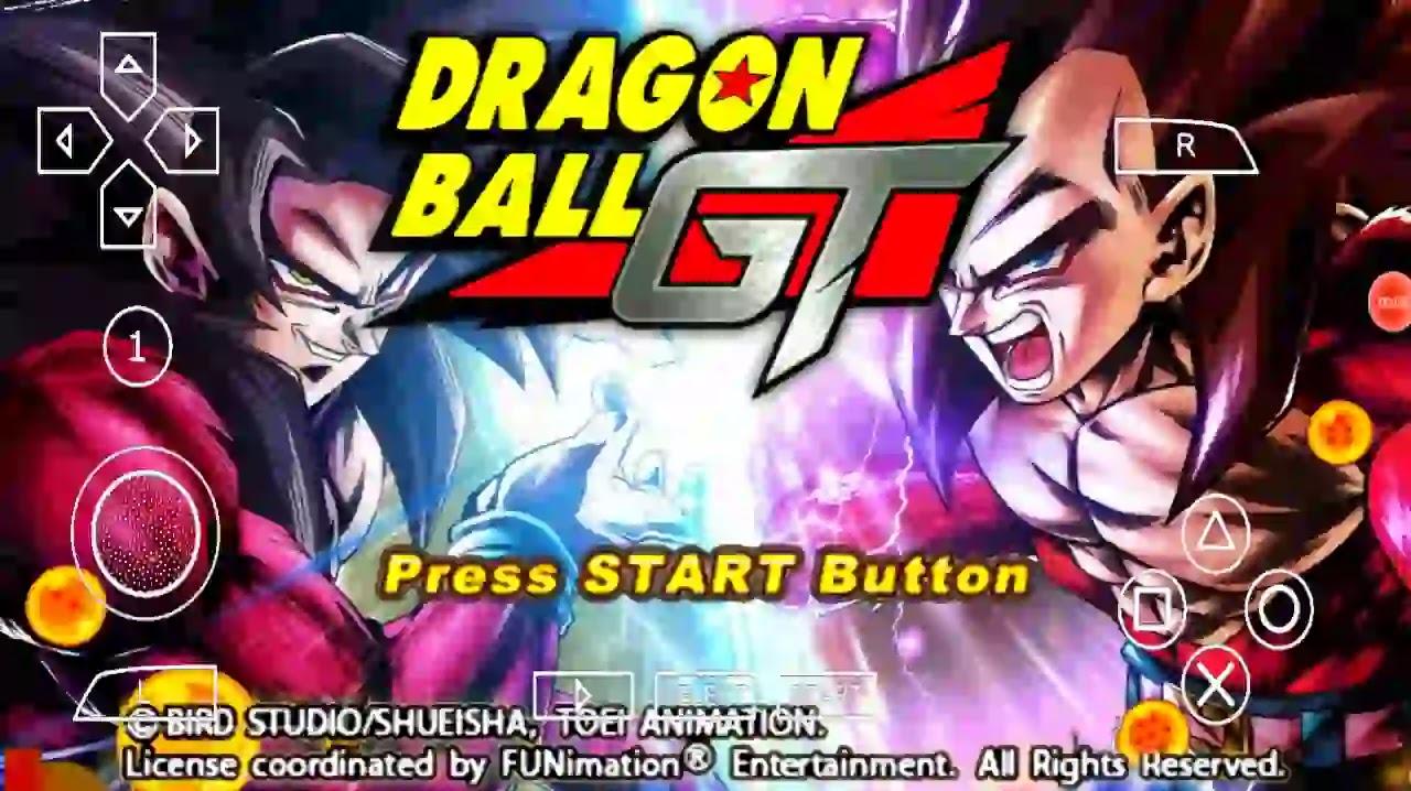Dragon Ball GT DBZ TTT MOD Download
