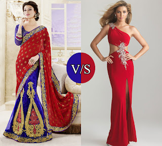 What Indian Women Should Wear? Traditional or Western Clothing?