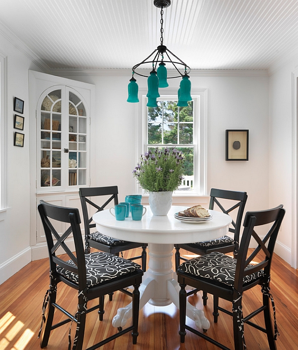 Small space dining room designs