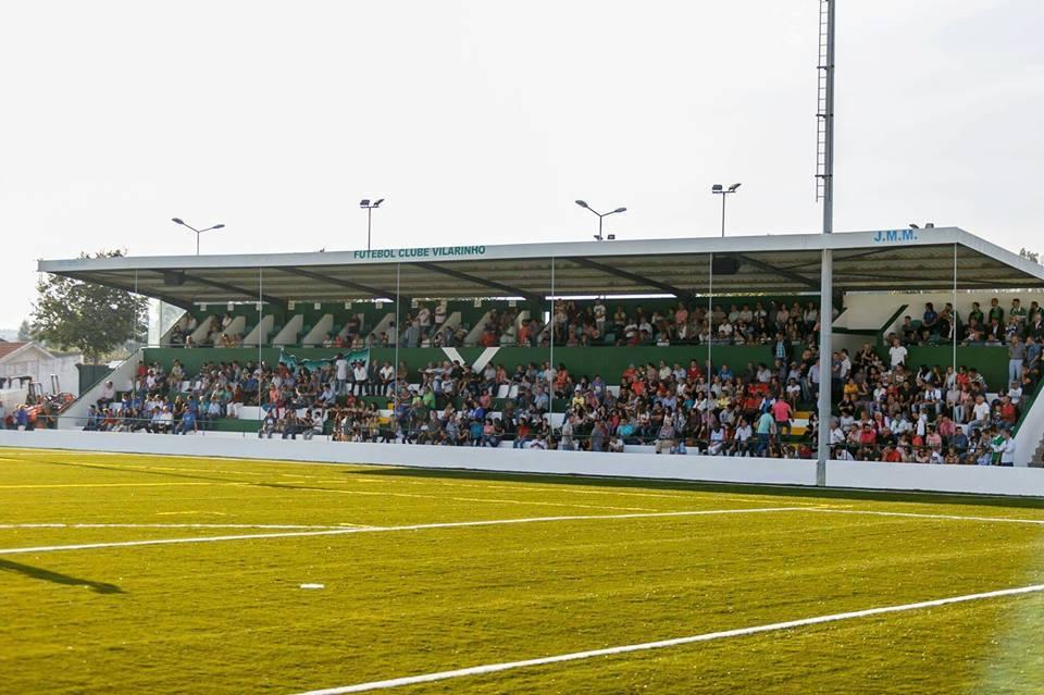 Nova temporada começa a carburar no FC Vilarinho