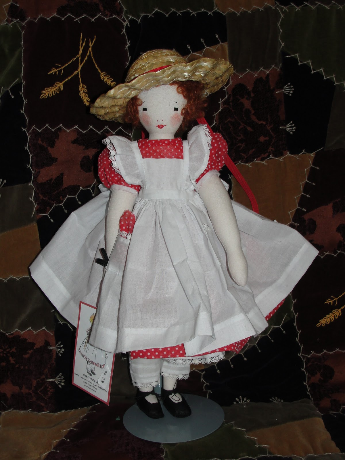 A Doll Shop of My Own: New Edith Flack Ackley Doll