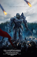 Transformers: The Last Knight Movie Poster 2