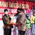 Herman Deru Gelontorkan Bansos 1000 Ton Beras Untuk Masyarakat Terdampak Covid-19