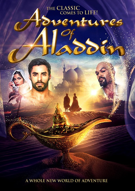 Full Movie Adventures Of Aladdin 2019