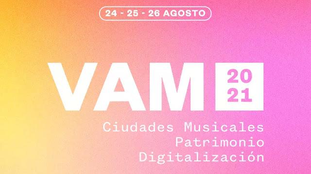 Aficche Valparaíso Musical edición 2021