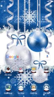 Tema Oppo Merry Christmas