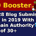 Top 28 Blog Submission Sites List in 2019 With High DA (30 to 88)