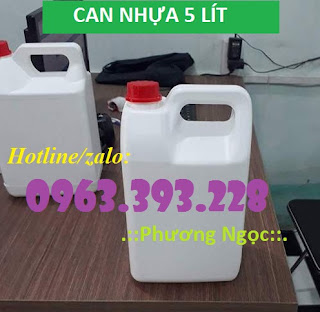 Can nhựa 5L, can nhựa đựng dung môi, can nhựa đựng dầu 84cfddb0e720037e5a31