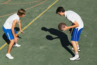 permainan basket 3 on3