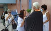 Ο Αγιασμός στα σχολεία της Ενορίας μας, επί τη ενάρξει της νέας σχολικής χρονιάς