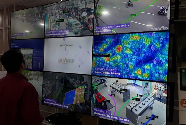 Menerapkan Teknologi AI di Jakarta Smart City - Kota ...