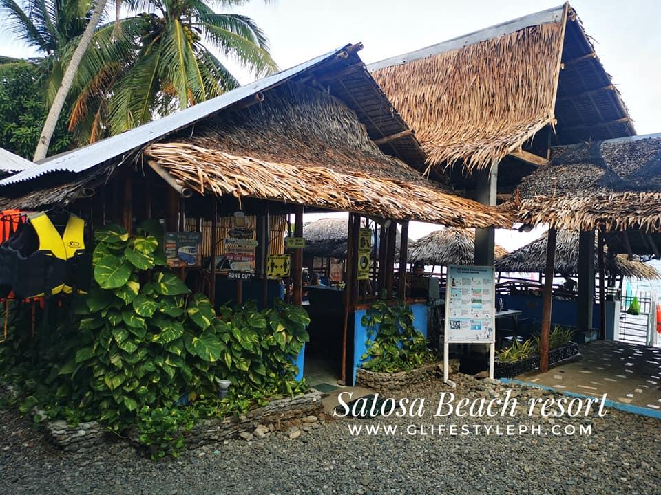 Satosa Beach Resort San Joaquin